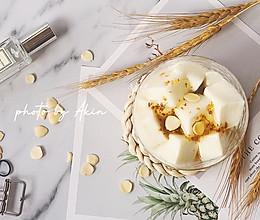 低糖版·嫩滑杏仁豆腐的做法