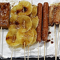 自制烧烤串的做法图解5