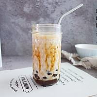黑糖珍珠奶茶的做法图解13