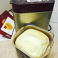 #东菱云智能面包机试用#零失败配方咸方包的做法图解9