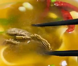 淮南牛肉汤的做法