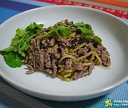 姜丝牛肉的做法