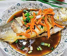 #餐桌上的春日限定#零失败—豆豉蒸黄鱼的做法