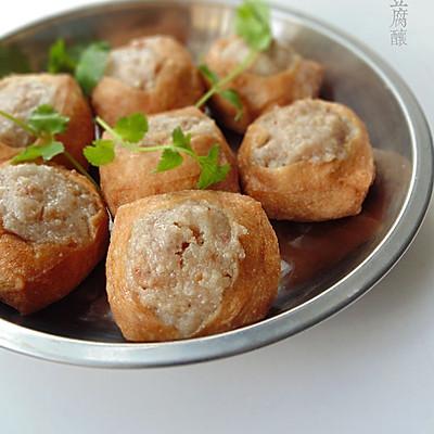 壮家糯米豆腐酿