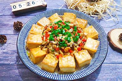 超级下饭的鲜烧肉末豆腐
