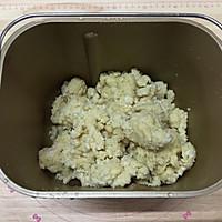 麦穗脆皮肠面包,冷藏法的柔软面包的做法图解2