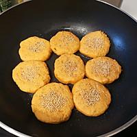红薯糯米饼的做法图解5