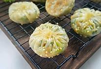 香菇青菜包(饺子皮版)#硬核菜谱制作人#的做法