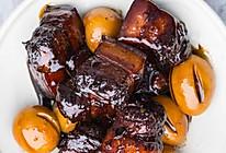 上海红烧肉:红烧肉加鸡蛋,上海人的吃法赞!的做法