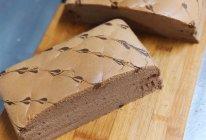 #少盐饮食 轻松生活#巧克力古早蛋糕的做法