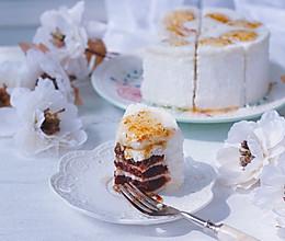 豆沙桂花蒸米糕的做法