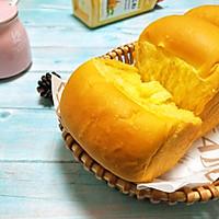 #精品菜谱挑战赛#南瓜吐司(消耗南瓜粉)的做法图解11
