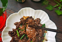 #百变鲜锋料理#蚝油牛肉的做法