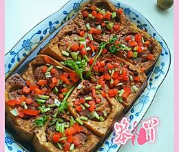 箱豆腐的做法