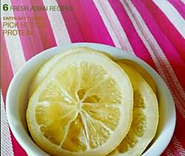 渍柠檬的做法