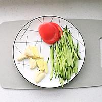 #美食视频挑战赛# 朝族家常冰镇大冷面的做法图解3