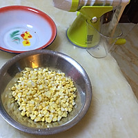 玉米汁的做法图解1