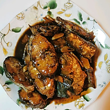 祖传红烧鲅鱼