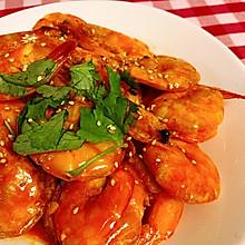 油焖大虾—超级简单又好吃