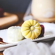 辅食日志 | 冰皮月饼(12M+)
