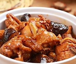 宅家美食|让人食指大动的香菇烧鸡块的做法