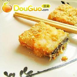 【小疯煮食】之 法式黑椒炸鱼骨的做法