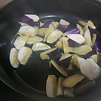 酱爆肉末茄子煲#金龙鱼营养强化维生素A 新派菜油#的做法图解7