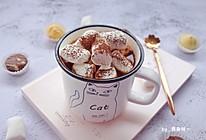 #钟于经典传统味#棉花糖热可可的做法