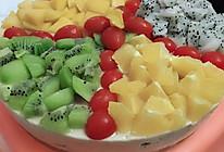 水果板栗慕斯蛋糕十寸的做法
