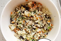 六时蔬排骨烩饭的做法