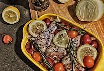 番茄洋葱烤鸡腿-Toast Chicken的做法