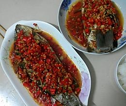 剁椒鲫鱼的做法