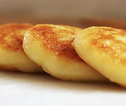 土豆芝士糯米饼的做法