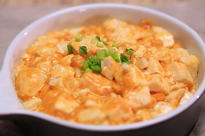 咸蛋黄豆腐—迷迭香