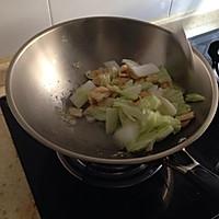 油豆腐炒白菜的做法图解5