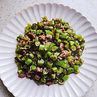 肉末橄榄菜炒四季豆的做法图解22
