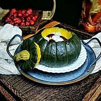 红枣糯米南瓜盅的做法图解6