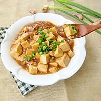 肉末豆腐#每一道菜都是一台时光机#的做法图解8