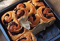 肉桂蓝莓干面包卷 【 Cinamon Roll 】的做法
