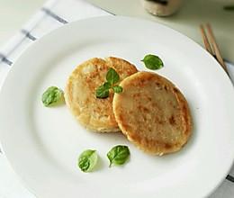 外酥里糯的土豆莜面饼的做法