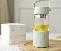 冷泡柠檬茶的做法