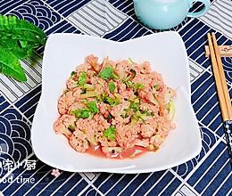 #晒出你的团圆大餐# 玫瑰腐乳花菜的做法