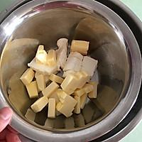 奶油奶酪饼干#我动了你的奶酪#的做法图解1