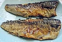 青花鱼的做法——香煎青花鱼的做法