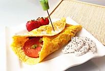 玉米面煎饼果子的做法