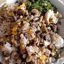 肥肉炒米饭(肥肉利用)