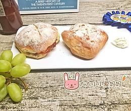 欧式软馅面包的做法