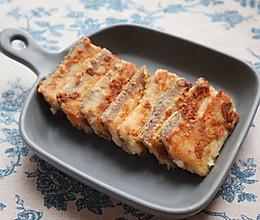 家常菜|香煎带鱼