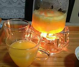 水果茶(橙子,苹果,梨)的做法