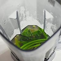 广东妹子爱瘦身-碧绿碗豆饮的做法图解6